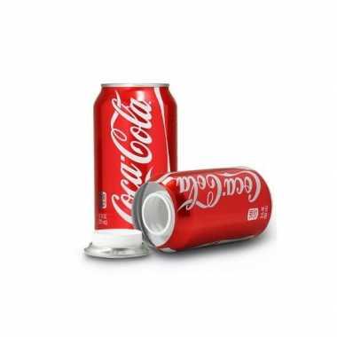 Coca cola frisdrank blikje geheim geldkistje bewaarblik